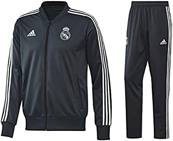 adidas Real Madrid 20182019 Survêtement pour Banc Real