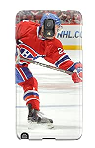 New Tpu Hard Case Premium Galaxy Note 3 Skin Case Cover(montreal Canadiens (34) )