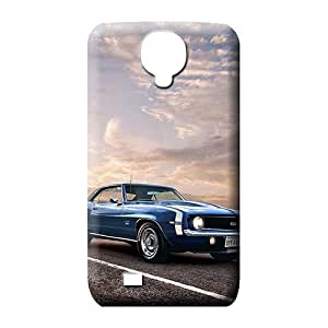 samsung galaxy s4 mobile phone skins Retail Packaging Protection style chevy camaro ss