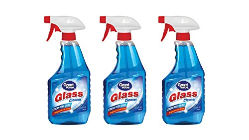 Great Value Economy Size Powerful Streak-Free Glass Cleaner