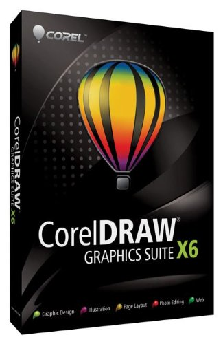 CorelDRAW Graphics Suite X6 [Old Version]