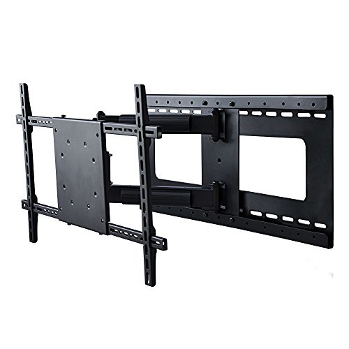 Full Motion TV Wall Mount with 28 inch Extension, Fits 37 to 70 Inch TVs, Installs on 24 or 16 Inch Studs (Aeon 40300-37-70 Inch TVs)