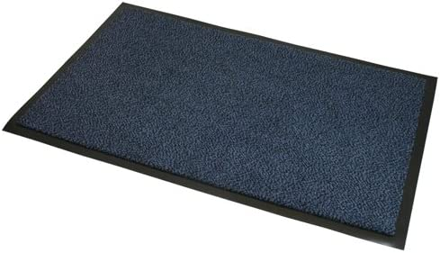 Gris Commodore Barrière Heavy Duty tapis antidérapant Rug Floor Office Home 60 x 180 cm