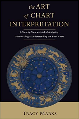 The Art Of Chart Interpretation A Step By Method For Analyzing Synthesizing And Understanding Birth Charts Tracy Marks 9780892541423 Amazon