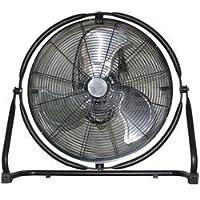 20 High velocity floor fan that tilts 4 ways - MTN5020