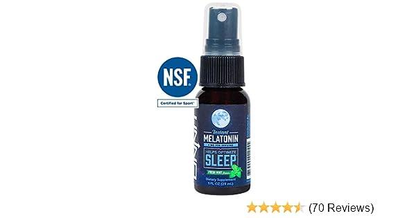 Amazon.com: Onnit Melatonin Spray, Mint Liquid, 1 Ounce: Health & Personal Care