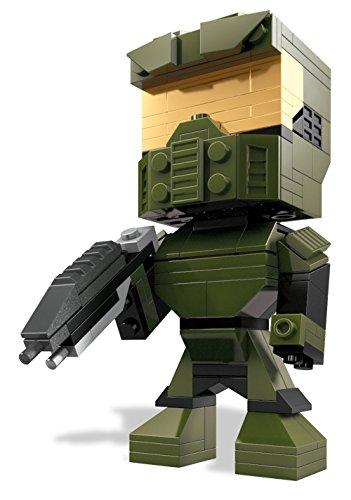 Mega Construx Kubros Halo Master Chief Building Kit (Halo The Masterchief)