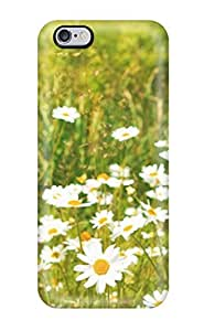 Awesome Daisy Summer Field Daisies Yellow Grass Titlesearch For Srchttpwallpaperstocknetuploadskeywordjs Wal Nature Flower Flip Case With Fashion Design For Iphone 6 Plus