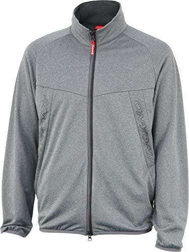 [ONYONE(オンヨネ)]トレーニングジャケット OKJ91310トレーニングジャケット メンズ 003003グレー 日本 L (日本サイズL相当)