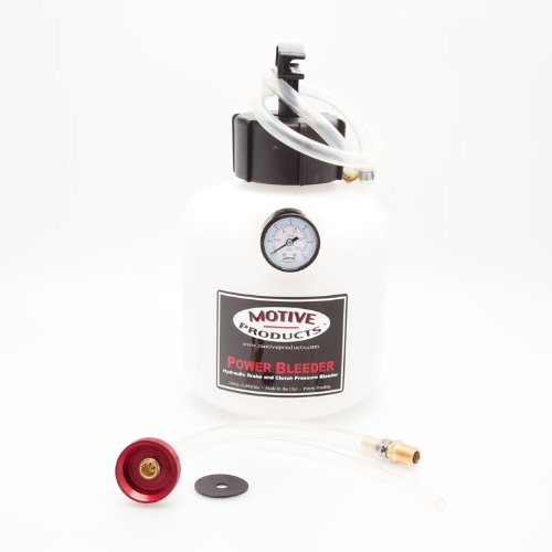 Motive Products 0103 Brake System Power Bleeder For Chrysler/Dodge/Mopar