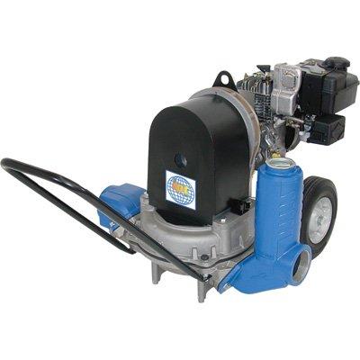 IPT Diaphragm Pump - 3in. Ports, 5280 GPH, 1 5/8in. Solids Capacity, 127cc Briggs & Stratton 550 Series Engine, Model# 3D4XA