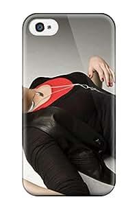 Alison Marvin Feil's Shop Tpu Shockproof Scratcheproof Demi Lovato 21 Hard Case Cover For Iphone 4/4s 4398241K85702079