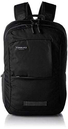 Timbuk2 Parkside Laptop Backpack, Jet Black, One Size