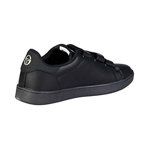 Schwartz Sergio GRANTORINO Sneakers 724104 VELCRO Herren Tacchini 8S7qwRxT