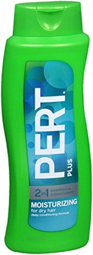 (Pert Plus 2 in 1 Shampoo + Conditioner Deep Conditioning Formula 25.40 oz (Pack of 2))