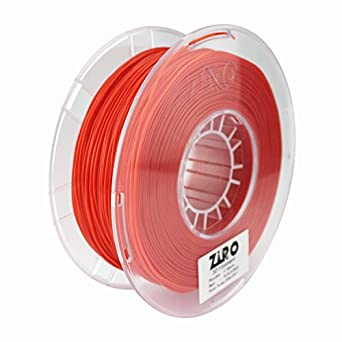 Ziro 3d impresora filamento 1,75 mm Flexible TPU 0,8 kg bobina ...
