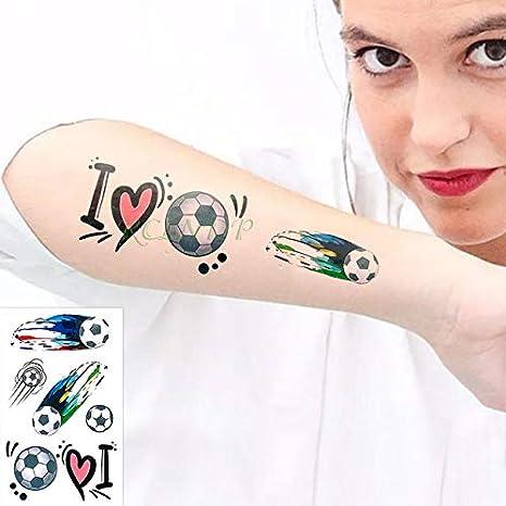 6pcs Tatuaje Impermeable de la Etiqueta engomada de la Ballena de ...