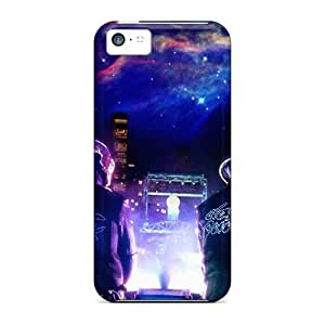 For Daft Punk Concert Protective Case Cover Skin/iphone 5c Case Cover