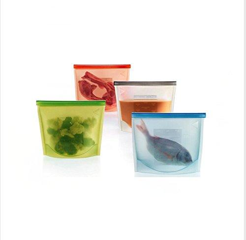 half gallon freezer containers - 8