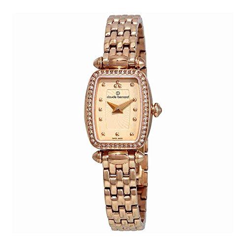 Claude Bernard Dress Code Rose Dial Ladies Watch 20211 37RPM BEIR