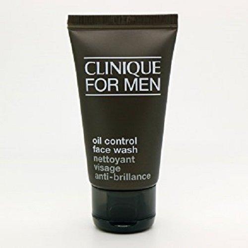 Clinique Oil Control Face Wash For Men Deluxe Travel Size 1 Oz