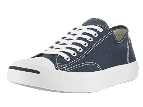 419d64927823 Galleon - Converse Unisex Jack Purcell CP OX Navy White Casual Shoe 8.5 Men  US   10 Women US