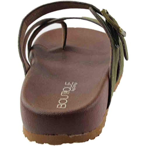 Pictures of Corkys Heavenly Women's Sandal Brown One Size 6