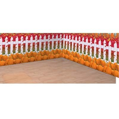 Fall Scene Setters - Picket Fence Scene Setter Room