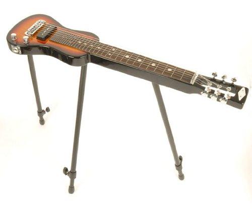 SX Lap 2 Ash 3TS Electric Lap Steel Guitar w/Bag by SX