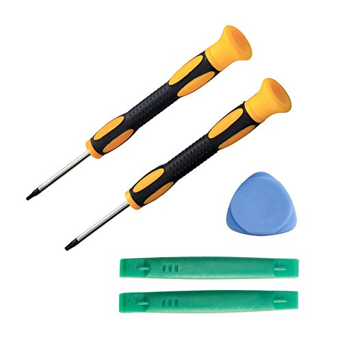 eBoot T8 and T6 Screwdriver with Electronics Prying Tool for Xbox One Xbox 360 Controller and ()