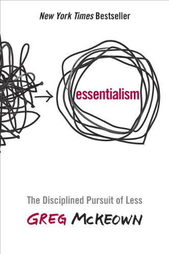 Essentialism by Greg McKeown books every woman should read in her 40s