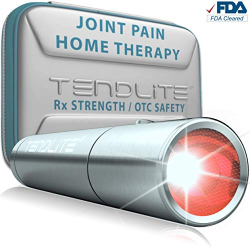 TENDLITE® Advanced Pain Relief FDA Cleared - Red Led Light Therapy Device - Joint & Muscle Reliever Medical ()