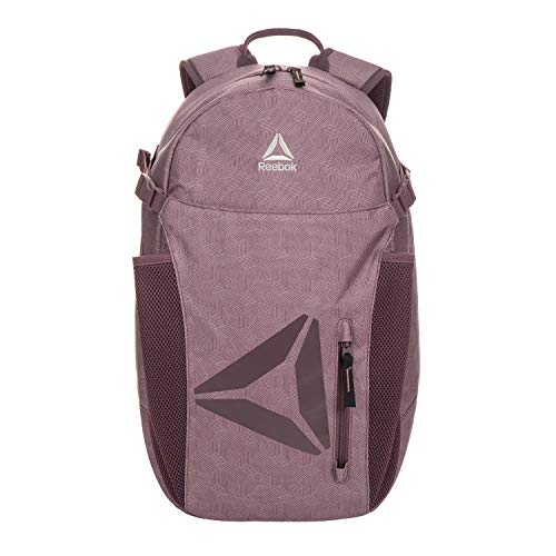 Reebok Jade Yoga Backpack for Women, Gym Backpack with Laptop Sleeve