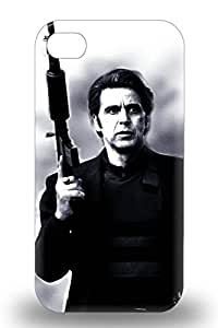 Cute Appearance Cover Tpu Al Pacino The United States Male The Merchant Of Venice Case For Iphone 4/4s