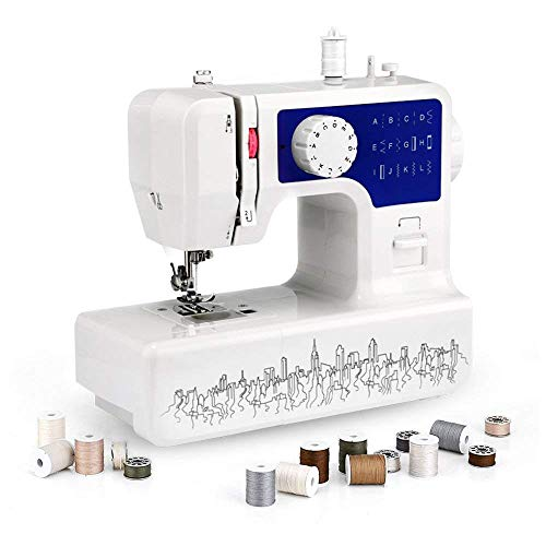 Heavy Duty Sewing Machine Bulit In 400 Stitches And 40Step Buttonhole Unique 4 Step Buttonhole Sewing Machine