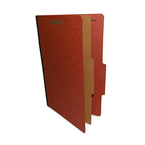 - ALL-STATE LEGAL Classification File Folder, 1 Divider, 1 1/2