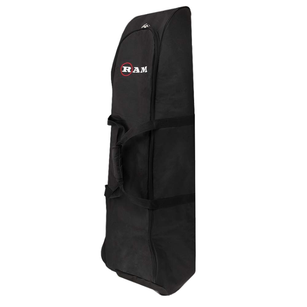 RAM Golf Collapsible Folding Padded Golf Travel Cover by RAM