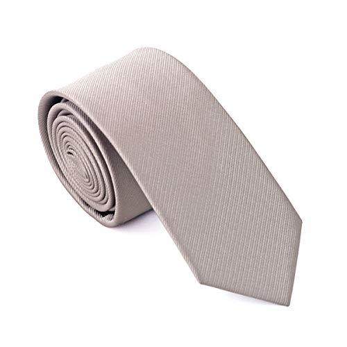 LLZGPZLD Corbata/Corbatas para Hombres 100% Seda Estrecho Estrecho ...
