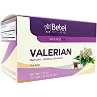 Valerian/Valeriana Tea - Amazing Healthy Support for Relaxation and Sleep - 30 Tea Bags