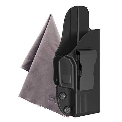 """IWB Holster for Springfield Armory XDs, Concealed Carry Inside Waistband Belt Holster Fit Springfield XD-S 3.3"""" 9MM/40SW/45ACP - Microfiber Cloth Included"""