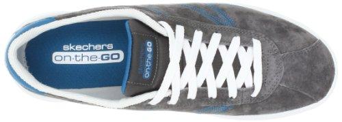 Skechers on the GOSutra 13544 CCTQ - Zapatillas de cuero para mujer Gris (Grau (CCTQ))