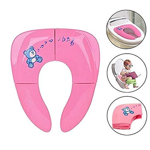 Reductor Water infantil de viaje plegable universal WC para niñ os + Bolsa Transporte Ningbo Fabe Child Safety Co. Ltd.