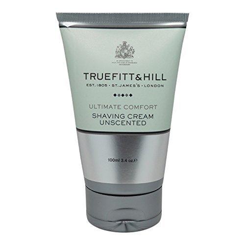 Truefitt & Hill Ultimate Comfort Shaving Cream Travel Tube, 3.4 oz. by Truefitt & Hill