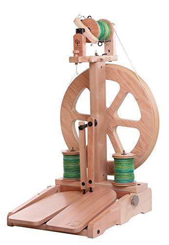 Ashford Kiwi Spinning Wheel 3 Lacquered by Ashford (Image #3)