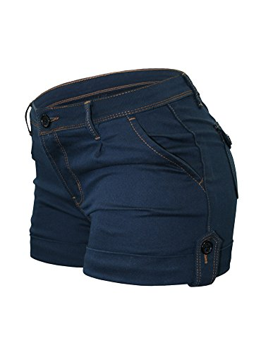 Cielo Womens Lifting Denim Shorts product image
