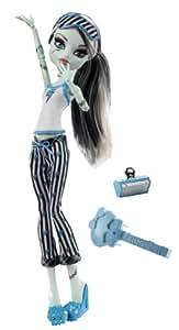 Monster High V7975 - Frankie Stein muerta de sueño