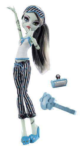 Monster High Day Of The Dead (Monster High Dead Tired Frankie Stein Doll)