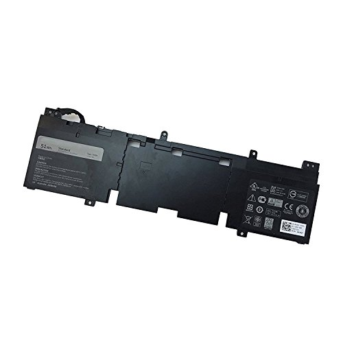 YXKC 3V806 Replacement Battery Compatible with Dell Alienware Echo 13 QHD Series...