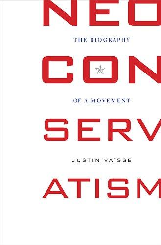 Neoconservatism Biography Movement Justin Va%C3%AFsse product image