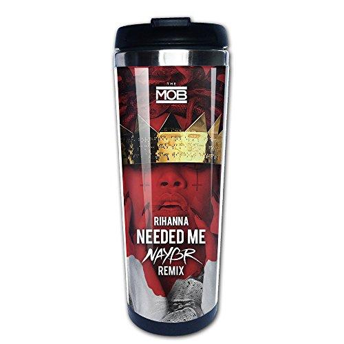 Rihanna Anti Logo Stainless Steel Mug / Coffee Thermos / Vacuum Flask]()